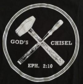 God's Chisel Tee