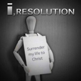 I, Resolution