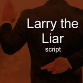 Larry the Liar - Big Church Version thumbnail