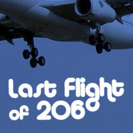 Last Flight of 206 thumbnail