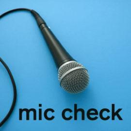 Mic Check thumbnail