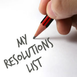 My Resolutions List thumbnail