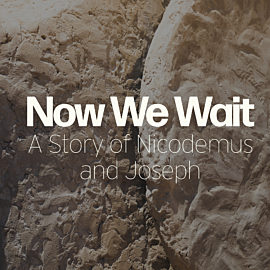 Now We Wait: A Story of Nicodemus and Joseph