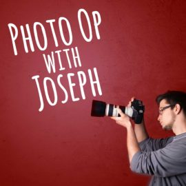 Photo Op With Joseph