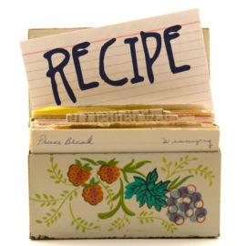 Recipe thumbnail