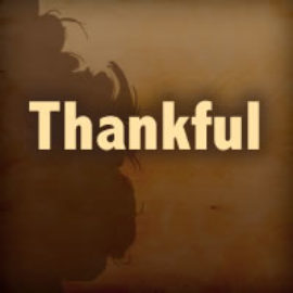 Thankful thumbnail