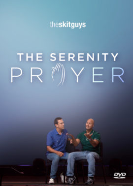The Serenity Prayer DVD + Digital Combo