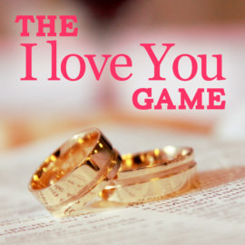 The I Love You Game
