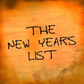 The New Year's List