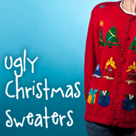 Ugly Christmas Sweaters thumbnail