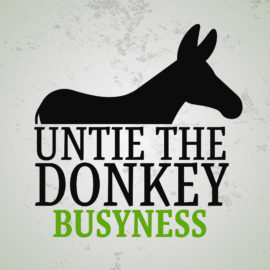 Untie the Donkey: Busyness
