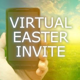 Virtual Easter Invite