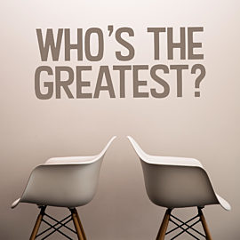 Who's the Greatest?