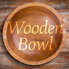 Wooden Bowl thumbnail