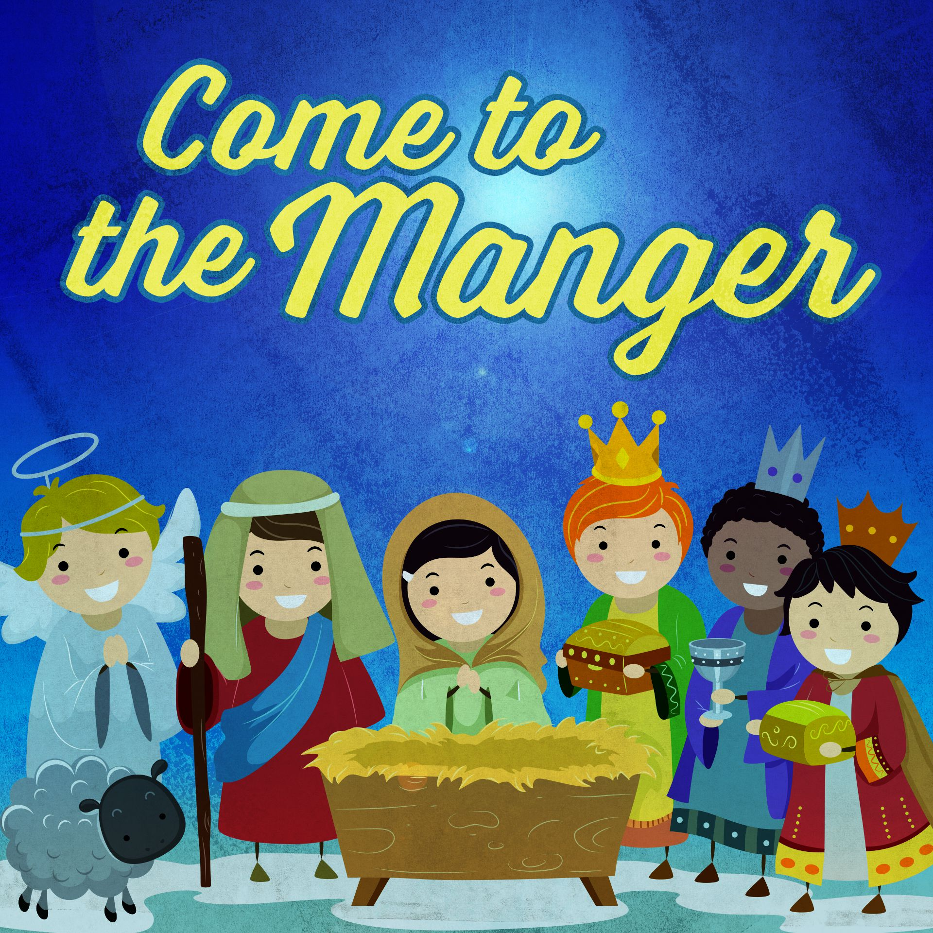 kid christmas skits come to the manger script the skit guys