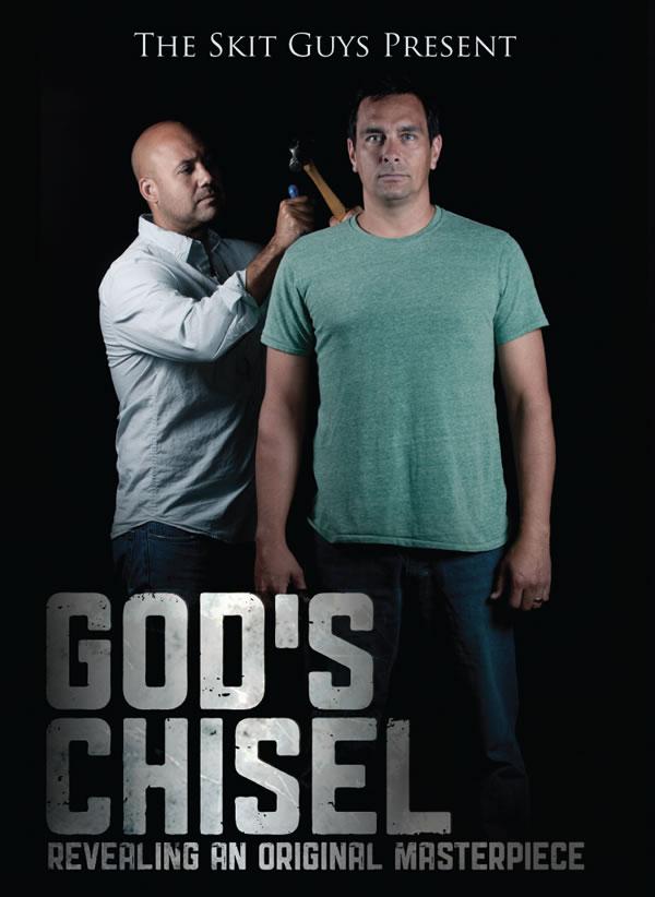 God's Chisel DVD DVD Image