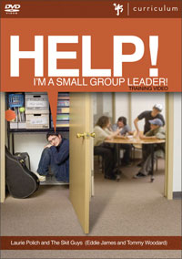 Help! I'm A Small Group Leader DVD Image