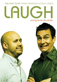Laugh! DVD Image