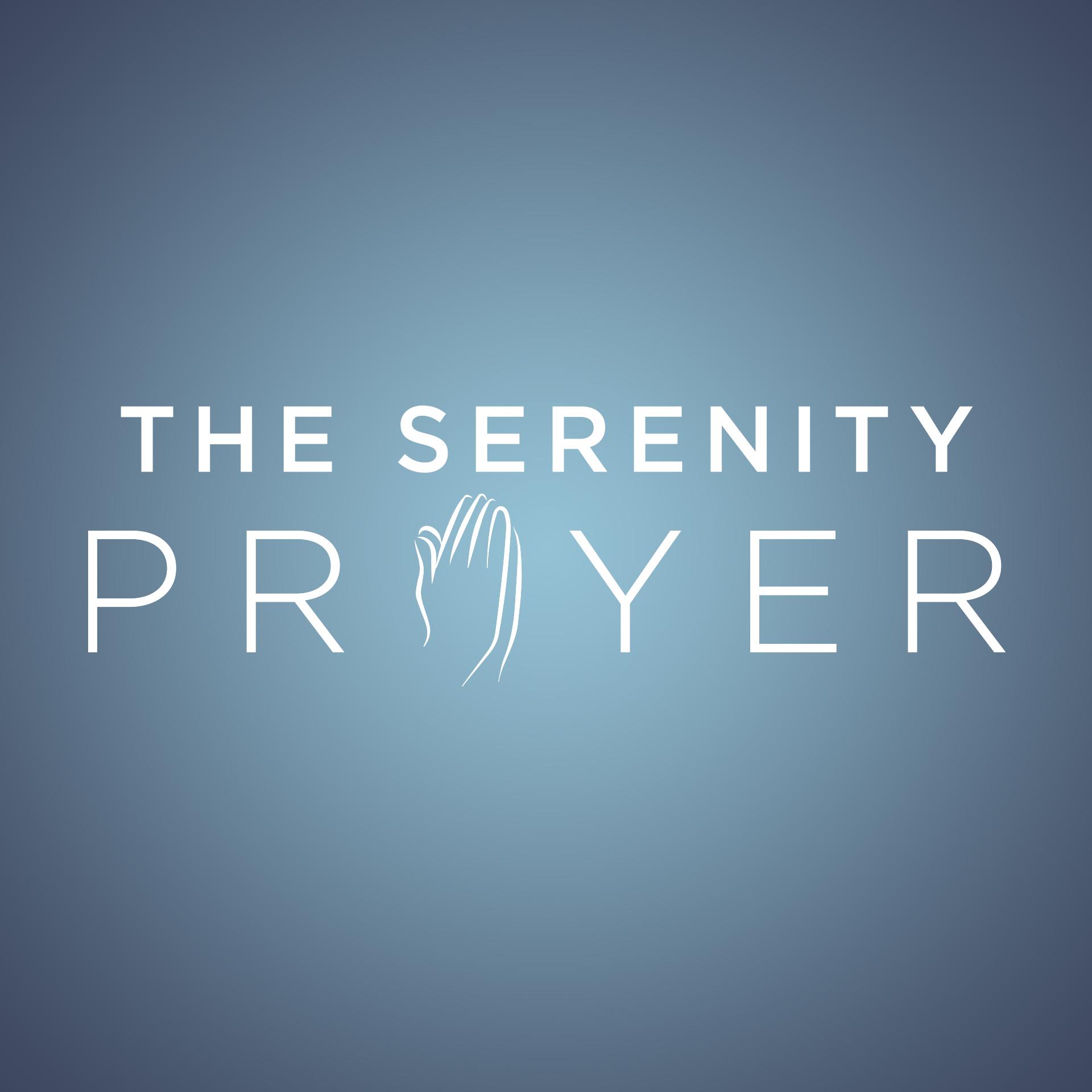 The Serenity Prayer Script | The Skit Guys