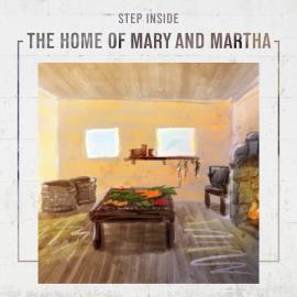 Step Inside the Home of Mary and Martha