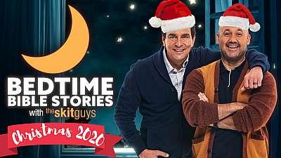 Bedtime Bible Stories: Christmas 2020