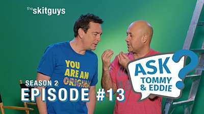 Ask Tommy & Eddie S2E13: 24 + Animals