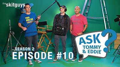 Ask Tommy & Eddie S2E10: Favourites + Couraged