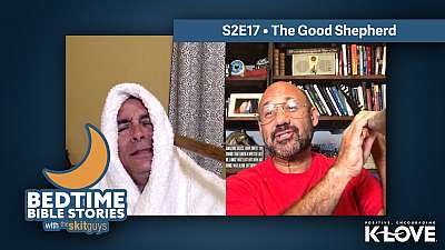 Bedtime Bible Stories S2E17: The Good Shepherd