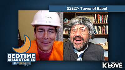 Bedtime Bible Stories S2E27: Tower of Babel
