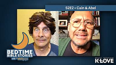 Bedtime Bible Stories S2E2: Cain & Abel