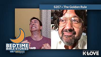 Bedtime Bible Stories S2E7: The Golden Rule