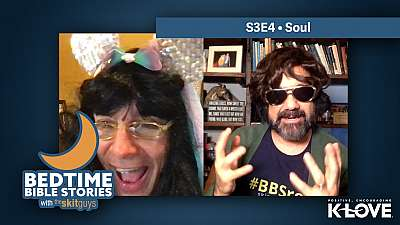 Bedtime Bible Stories S3E4: Soul