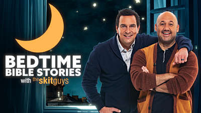 Bedtime Bible Stories with The Skit Guys
