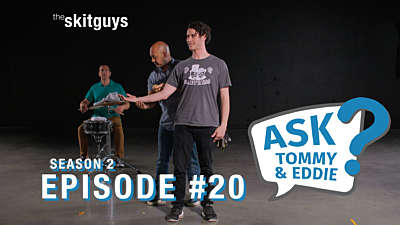 Ask Tommy & Eddie S2E20: On a Cass-a-roll