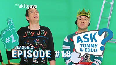 Ask Tommy & Eddie S2E18: Little Drummer Swan