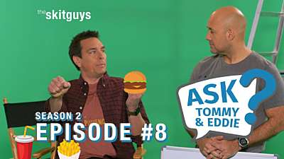 Ask Tommy & Eddie S2E8: Road Snacks
