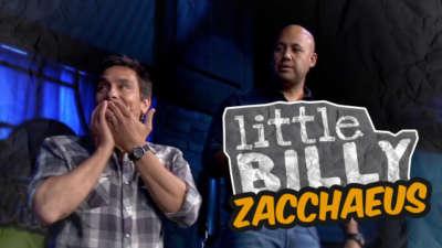 Little Billy: Zacchaeus
