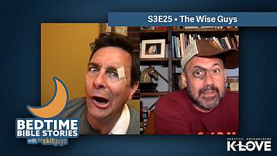 Bedtime Bible Stories: The Wise Guys