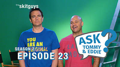 Ask Tommy & Eddie S2E23: We Disagree