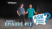 Ask Tommy & Eddie S2E12: Making Stuff for God