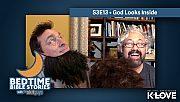 Bedtime Bible Stories: God Looks Inside