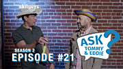 Ask Tommy & Eddie S2E21: Cowboys and Hardwood