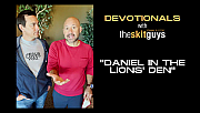 Devotionals with The Skit Guys: Daniel in the Lions' Den