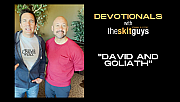 Devotionals with The Skit Guys: David & Goliath