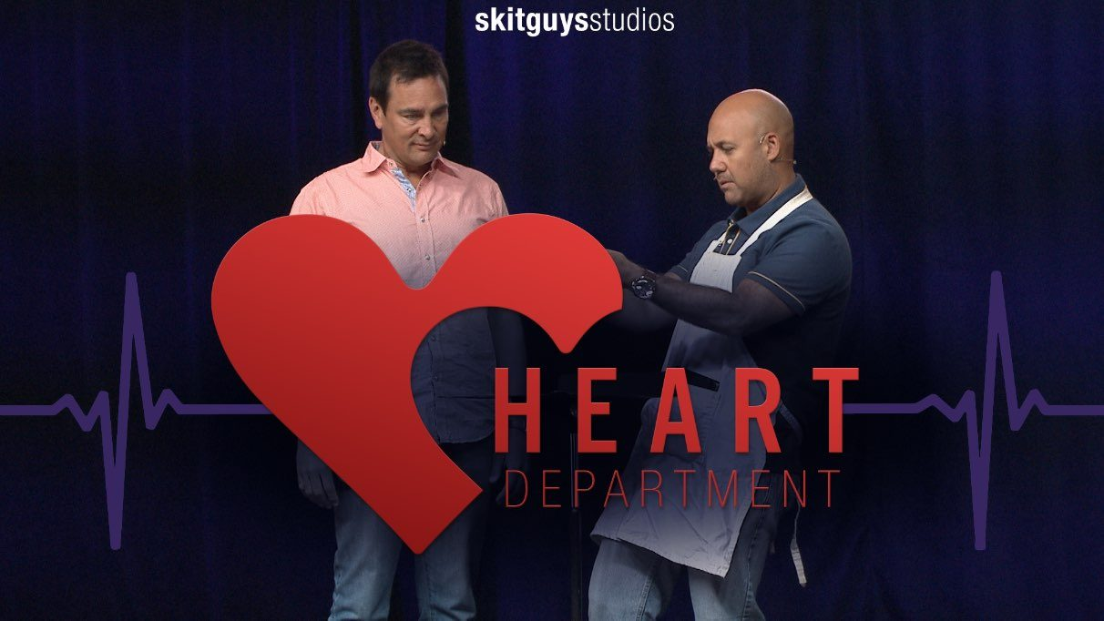 Heart Department with the Skit Guys