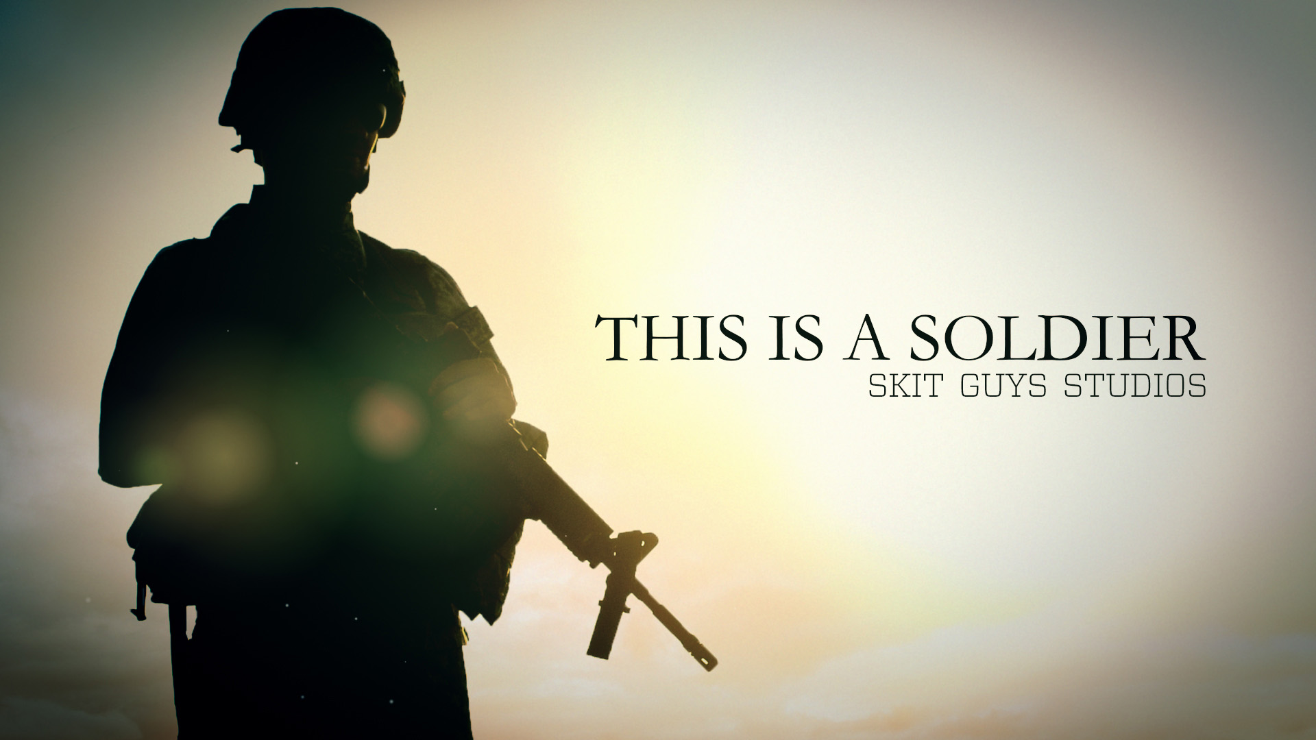 This Is A Soldier