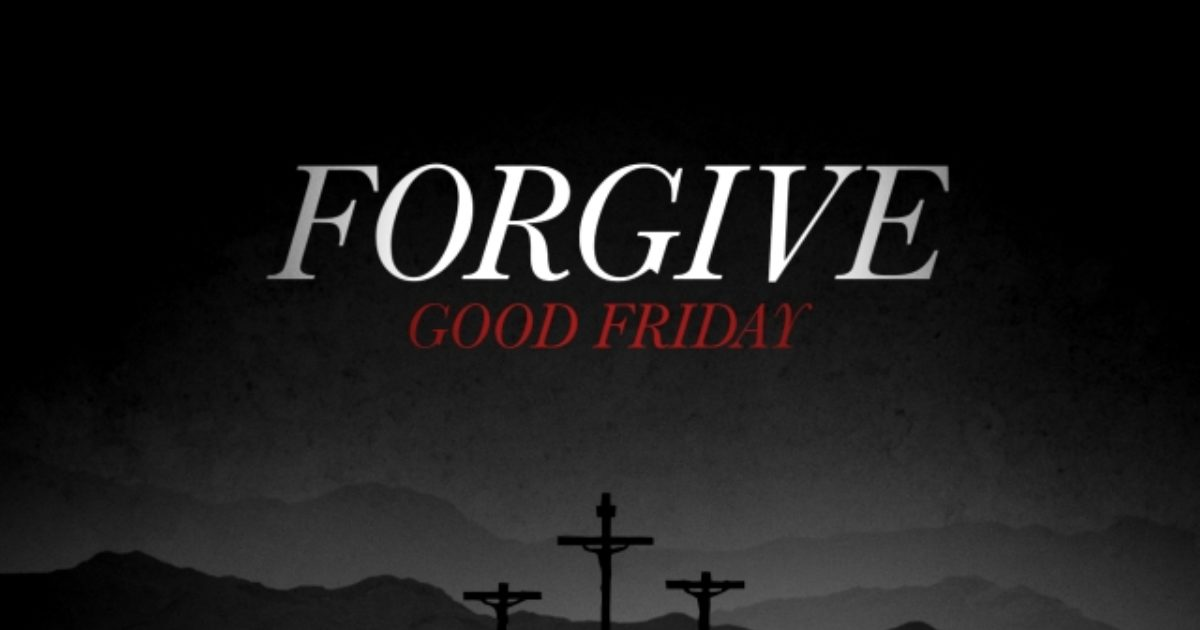 Forgive Good Friday Video The Skit Guys