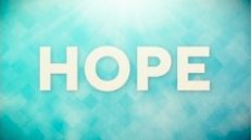 Hope Is Here- Easter