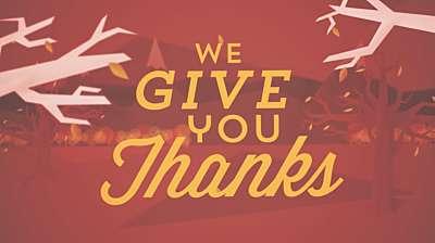 Thanksgiving Renewal
