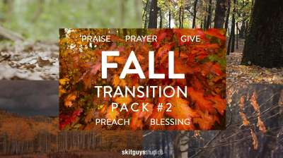 Fall Transition Pack 2